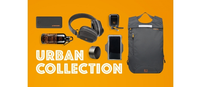 Tucano and Carrefour Express get together for the new Urban collection promotion